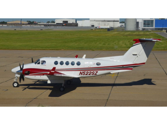 King Air 250 #BY-216